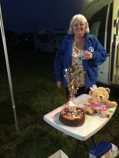 Adrienne'a birthday